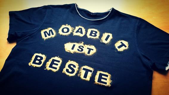 Moabit Ist Beste T-Shirt #Goldstatus