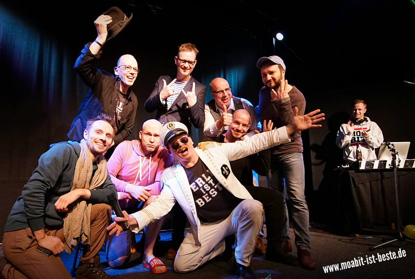 Moabit Ist Beste - Die BESTE Show 2019 - Finalbild