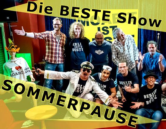 Die BESTE Show - Berlin-Ist-Beste