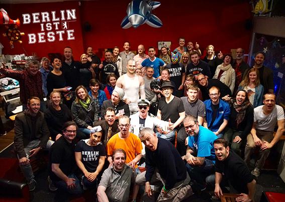 Die BESTE Show - Berlin Ist Beste 2014