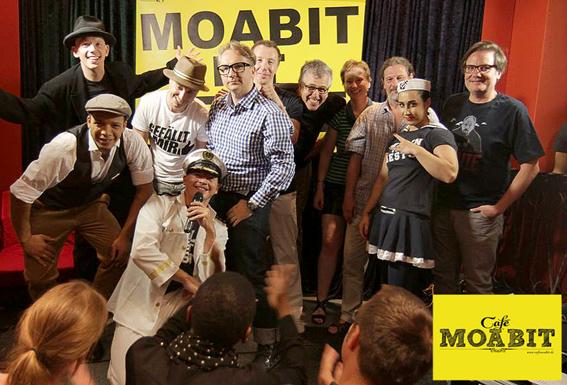 Die BESTE Show - MOABIT IST BESTE