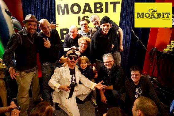 Die BESTE Show @ Café Moabit - Moabit Ist Beste