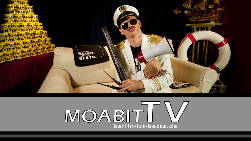 Moabit Ist Beste - Kapitän Kiez @ MoabitTV