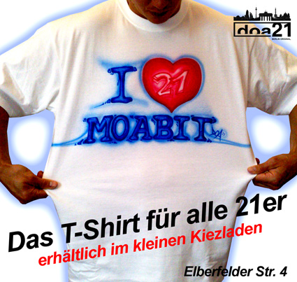 I LOVE MOABIT