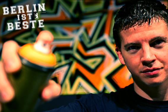 Berlin Ist Beste // Live Graffiti Team