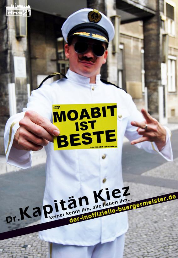 Der inoffizielle Bürgermeister - Dr. Kapitän Kiez